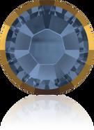 Swarovski 2038/I SS 10 DENIM BLUE DORADOZ A HF(1440pcs)