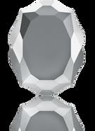 Swarovski 4142 MM 10,0X 8,0 CRYSTAL LTCHROME F(72pcs)