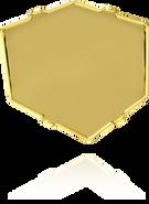 Swarovski 4933/S MM 27,0 1P00CZ(8pcs)