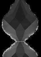 Swarovski 5058 MM 10,0 JET(72pcs)