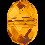 Swarovski Bead 5040 - 8mm, Crystal Copper (001 COP), 288pcs