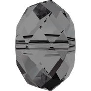 Swarovski Bead 5040 - 12mm, Crystal Silver Night (001 SINI), 144pcs