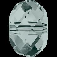 Swarovski Bead 5040 - 12mm, Black Diamond (215), 144pcs