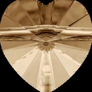 Swarovski Bead 5742 - 10mm, Crystal Golden Shadow (001 GSHA), 288pcs