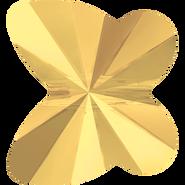 Swarovski Bead 5754 - 10mm, Crystal Metallic Sunshine (001 METSH), 288pcs