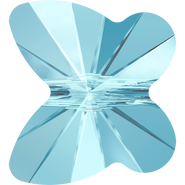 Swarovski Bead 5754 - 6mm, Aquamarine (202), 360pcs