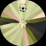 Swarovski Pendant 6428 - 8mm, Crystal Luminous Green (001 LUMG), 144pcs
