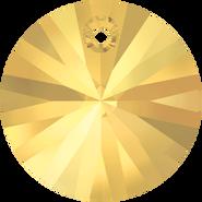 Swarovski Pendant 6428 - 8mm, Crystal Metallic Sunshine (001 METSH), 144pcs