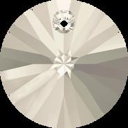 Swarovski Pendant 6428 - 8mm, Crystal Silver Shade (001 SSHA), 144pcs