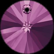 Swarovski Pendant 6428 - 8mm, Amethyst (204), 144pcs