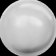 Swarovski Crystal Pearl 5810 - 4mm, Crystal Light Grey Pearl (001 616), 500pcs