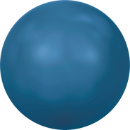 Swarovski Crystal Pearl 5810 - 4mm, Crystal Lapis Pearl (001 717), 500pcs