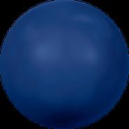 Swarovski Crystal Pearl 5810 - 5mm, Crystal Dark Lapis Pearl (001 719), 500pcs