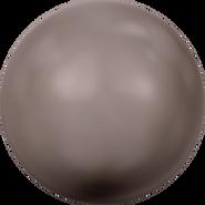 Swarovski Crystal Pearl 5810 - 6mm, Crystal Brown Pearl (001 815), 500pcs