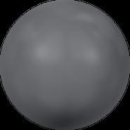 Swarovski Crystal Pearl 5817 - 8mm, Crystal Dark Grey Pearl (001 617), 250pcs