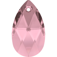 Swarovski Pendant 6106 - 16mm, Crystal Antique Pink (001 ANTP), 144pcs