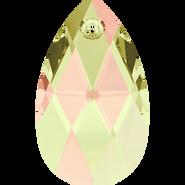 Swarovski Pendant 6106 - 16mm, Crystal Luminous Green (001 LUMG), 144pcs