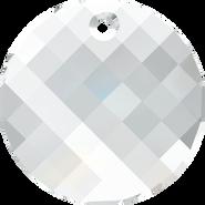 Swarovski Pendant 6621 - 18mm, Crystal (001), 72pcs