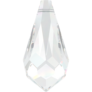Swarovski Pendant 6000 - 15x7.5mm, Crystal (001), 144pcs