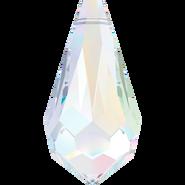 Swarovski Pendant 6000 - 15x7.5mm, Crystal Aurore Boreale (001 AB), 144pcs