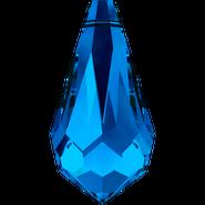 Swarovski Pendant 6000 - 11x5.5mm, Sapphire (206), 288pcs