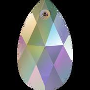 Swarovski Pendant 6106 - 28mm, Crystal Paradise Shine (001 PARSH), 36pcs