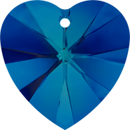 Swarovski Pendant 6228 - 10.3x10mm, Crystal Bermuda Blue (001 BBL), 288pcs