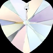 Swarovski Pendant 6228 - 28mm, Crystal Aurore Boreale (001 AB), 16pcs