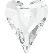 Swarovski Pendant 6240 - 37mm, Crystal (001), 6pcs