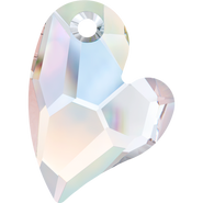 Swarovski Pendant 6261 - 36mm, Crystal Aurore Boreale (001 AB), 12pcs