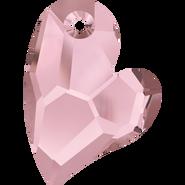 Swarovski Pendant 6261 - 36mm, Crystal Antique Pink (001 ANTP), 12pcs