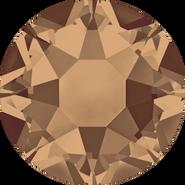 Swarovski Hotfix 2078 - ss34, Crystal Bronze Shade (001 BRSH Advanced), Hotfix, 144pcs