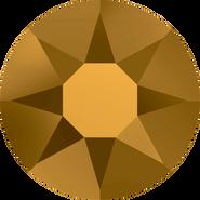 Swarovski Hotfix 2078 - ss16, Crystal Dorado (001 DOR Advanced), Hotfix, 1440pcs