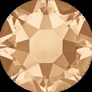 Swarovski Hotfix 2078 - ss16, Crystal Golden Shadow (001 GSHA Advanced), Hotfix, 1440pcs