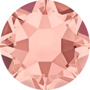 Swarovski Hotfix 2078 - ss16, Blush Rose (257 Advanced), Hotfix, 1440pcs