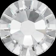 Swarovski Flatback 2058 - ss8, Crystal (001) Foiled, No Hotfix, 1440pcs