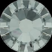 Swarovski Flatback 2058 - ss10, Black Diamond (215) Foiled, No Hotfix, 1440pcs
