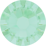 Swarovski Flatback 2058 - ss7, Chrysolite Opal (294) Foiled, No Hotfix, 1440pcs