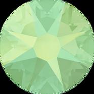 Swarovski Flatback 2088 - ss16, Chrysolite Opal (294) Foiled, No Hotfix, 1440pcs