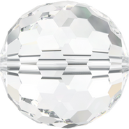 Swarovski Bead 5003 - 12mm, Crystal (001), 72pcs