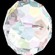 Swarovski Bead 5040 - 18mm, Crystal Aurore Boreale (001 AB), 24pcs