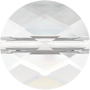 Swarovski Bead 5052 - 8mm, Crystal (001), 144pcs