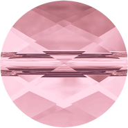 Swarovski Bead 5052 - 8mm, Crystal Antique Pink (001 ANTP), 144pcs