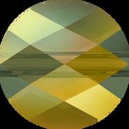 Swarovski Bead 5052 - 8mm, Crystal Iridescent Green (001 IRIG), 144pcs