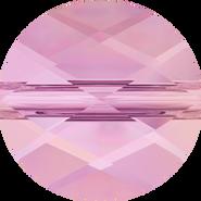 Swarovski Bead 5052 - 8mm, Crystal Lilac Shadow (001 LISH), 144pcs