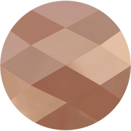 Swarovski Bead 5052 - 8mm, Crystal Rose Gold (001 ROGL), 144pcs
