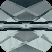 Swarovski Bead 5053 - 6mm, Black Diamond (215), 288pcs