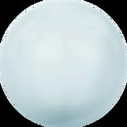 Swarovski Crystal Pearl 5818 - 10mm, Crystal Pastel Blue Pearl (001 966), 100pcs