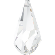 Swarovski Pendant 6015 - 21mm, Crystal (001), 48pcs