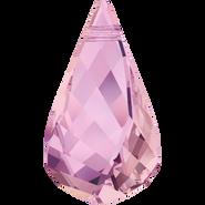 Swarovski Pendant 6020 - 18mm, Crystal Lilac Shadow (001 LISH), 36pcs